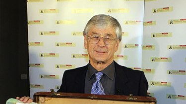 Dick Smith ... says he gives more than 20 per cent of his income to charity.