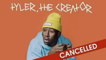 Tyler the Creator has been banned from performing in the UK for up to five years.