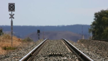 About 90 per cent of Victoria's rail network is unfenced.