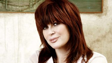 Chrissy Amphlett ... ''I've got songs to sing.''