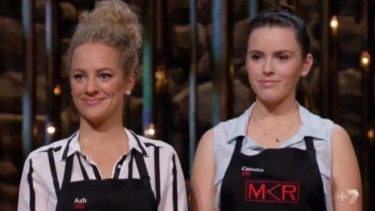 The stakes were high for Ash and Camilla in this week's <i>My Kitchen Rules</i> episode.