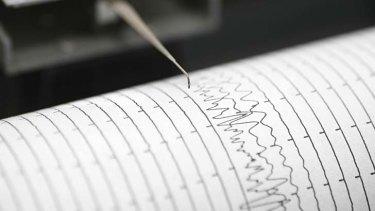 Moe was rocked by a 4.3 magnitude earthquake.