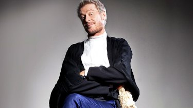 <i>Rake</i>, which stars Richard Roxburgh, is one of the ABC's major blue-chip programs.