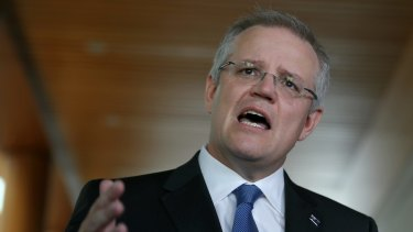 Treasurer Scott Morrison is not telling the full story when he says that two-thirds of negative gearers have a taxable income of $80,000 or less.