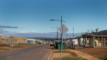 Melton South: 'prime real estate' for Chinese investors.