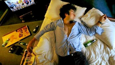 A quarter of Queenslanders wake up after a drinking session unable to remember the night before, a survey suggests.