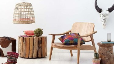 Affordable, rustic furniture by Sounds Like Home from Temple & Webster www.templeandwebster.com.au
