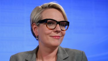 Deputy Opposition Leader Tanya Plibersek showed her support for a new course for women at the University of Melbourne by attending the launch.