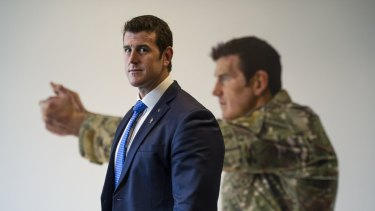 Australia Day Address, delivered by Ben Roberts-Smith VC MG