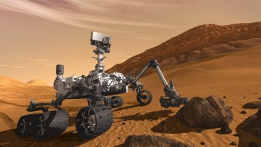 The Pilbara discovery, if proven, could help Curiosity's search for the building blocks of life on Mars.