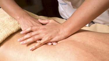 Man massage: who does it best?