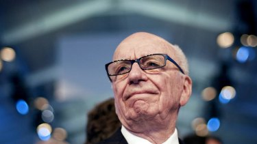 Rupert Murdoch has hit out on Twitter after allegations involving pay TV piracy.