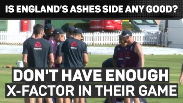 England just announced Ben Stokes will join the squad for the upcoming Ashes series, but former Australian opener Chris Rogers believes the Poms may still be lacking some X-factor.