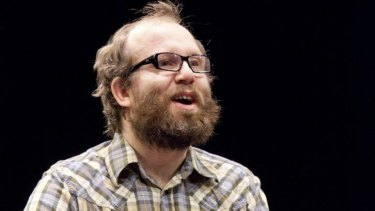 Voice...s of a generation: Daniel Kitson turns stand-up on its head in <i>Polyphony</i>.