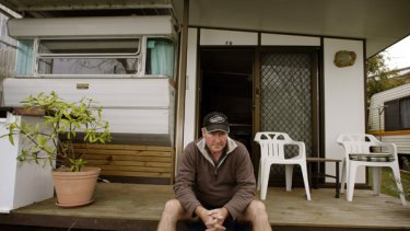 Changing tide as coastal caravan parks snapped up