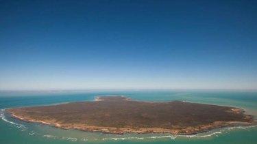 Maria Island in the Gulf of Carpentaria.