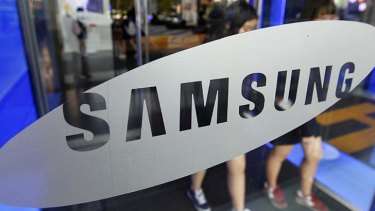 Samsung: Fined $353,586 for paying bloggers to attack rival HTC.