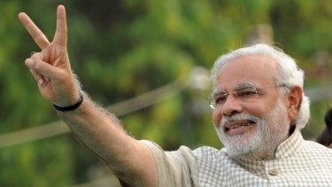 India's new Prime Minister ... Narendra Modi propelled the Bharatiya Janata Party (BJP) to India's biggest election win in 30 years on promises to revitalise the country's economy.