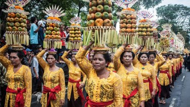 Bali remains one of the most popular overseas destinations for Australians.