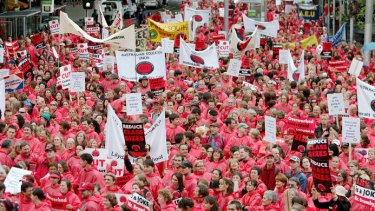 Teachers from Victorian government schools are expected to strike in June.