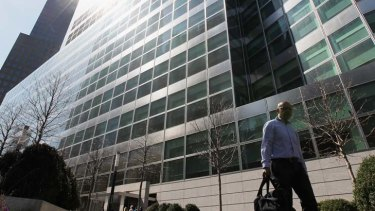 Goldman Sachs' New York headquarters, in which a 'morally bankrupt' culture was said to fester.