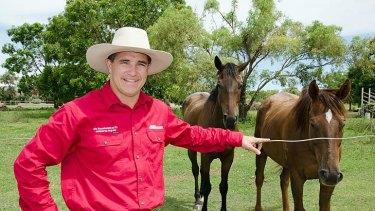 Bob Katter's son Rob Katter is Katter's Australian Party's new member for Mount Isa.