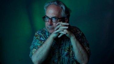 Conspiracy theorist? Author Peter Carey.