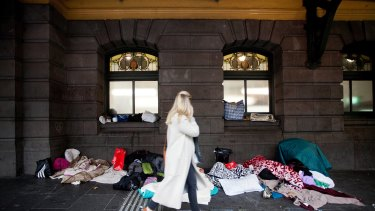 A nation as wealthy and sophisticated as Australia has the means to mitigate and even solve the problem of homelessness.