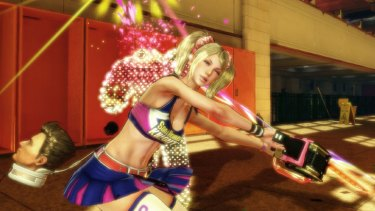 Lollipop Chainsaw is another oddity that will divide players.