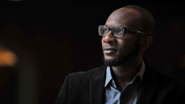 Straddling two worlds: Teju Cole says middle-class childhoods are similar wherever you are.