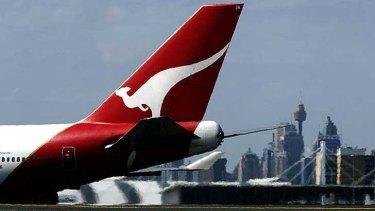 Buying a stake in Qantas is one option, Anthony Albanese says.