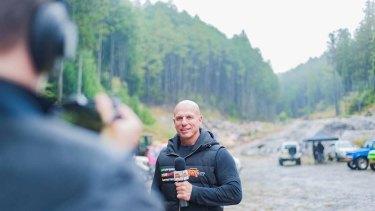 Simon Christie owns video production company Adventure Set Production.