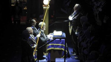 <i>Freemasons</i> aims to show that there is more to the organisation than arcane rituals.