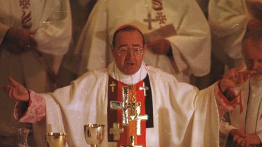 Bishop Ronald Mulkearns.