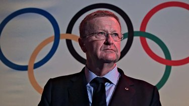 Surprising ... Australian Olympic Committee president John Coates says the key to improved performance is to make sport compulsory in school.
