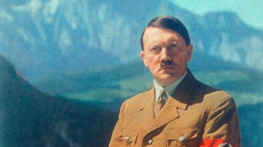The boy, said to have 'an interest in history and politics' was given permission to dress up as Adolf Hitler.