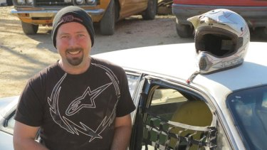 Ricky Muir from the Australian Motoring Enthusiast Party.
