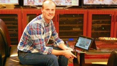 Scott Porter ... principal program manager for Microsoft's Xbox Music.