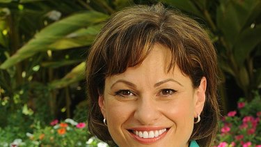 Labor candidate for South Brisbane Jackie Trad.