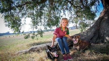 Dog trainer Trish Harris says mollycoddling a dog can turn a good dog bad.
