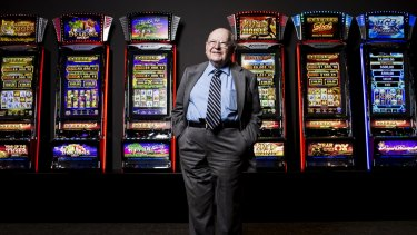 Hedge fund giant Fortress Investment Group has joined the corporate regulator in challenging a deal which could hand Australia's oldest chairman, Len Ainsworth, a pokies windfall of close to $500 million.