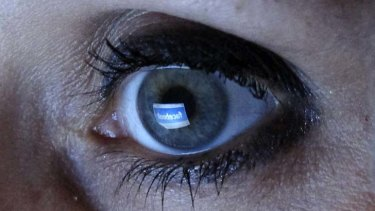 Facebook: Changing its tune on images of graphic violence.