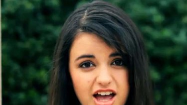 The artist the web loves to hate ... Rebecca Black.