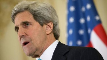 'Denial of the science is malpractice': US Secretary of State John Kerry has spoken out in response to the UN report on climate change.