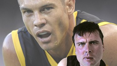 Kieran Butler has taken his research into the life of Ben Cousins to a new level after being roughed up by a bouncer.
