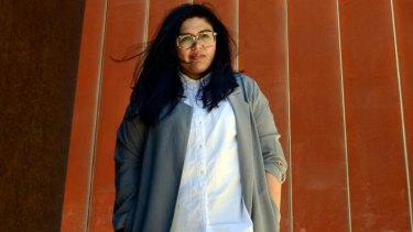 Distinctive voice: Nakkiah Lui is a playwright on the rise.