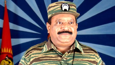 Killed ... Velupillai Prabhakaran.