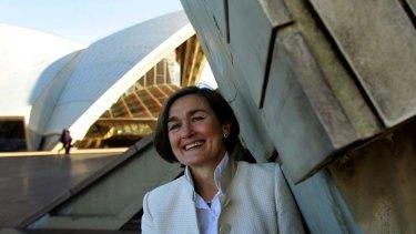 ''It is a dream'' ... Louise Herron.