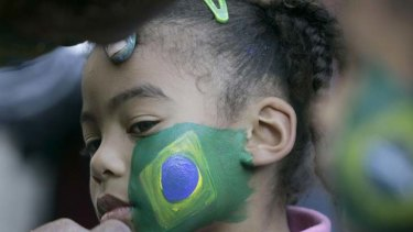 B is for Brazil ... the BRICS countries are likely to represent 40 per cent of the world's GDP by 2050.