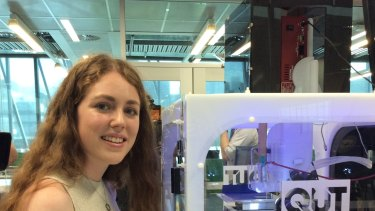 Queensland Government innovation funding for 3D printed genetically matched ears for children with Microtia - like Maia Van Mulligan